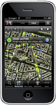Dismoioù : Trouvez les bonnes adresses depuis votre iPhone